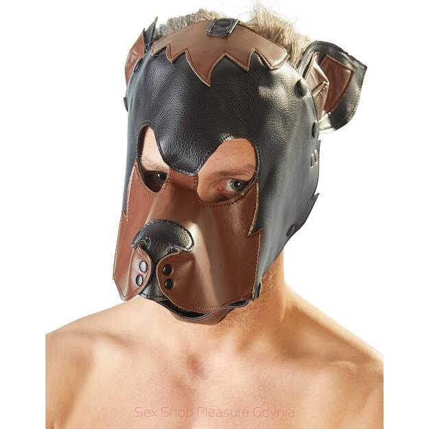 Fetish Collection dog head mask