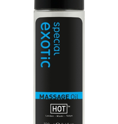 Hot Massage oil exotic 100ml