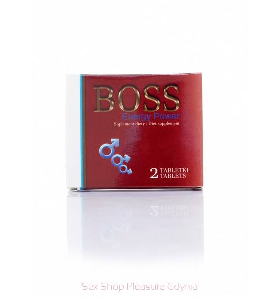 Boss Energy power 2 tabletki