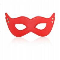 Mistery Mask red