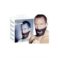 Zado mouth gag Black