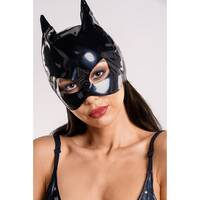 Glossy Cat Mask