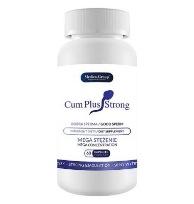 Cum Plus Strong 60 caps.