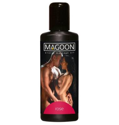 Magoon Oriental Rose  Olejek do masażu 100ml