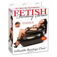 Inflantable Bondage Chair Fotel dmuchany