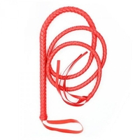 Long whip Red