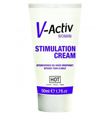 V-Activ stimulation cream 50ml