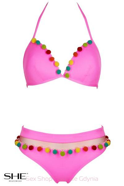 SHE Amy 38D Pink